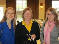 PBV Saskia, senator Sabine en persoonlijk medewerkster Ankie