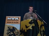Inleiding door afdelingsvoorzitter Matthias Neirynck